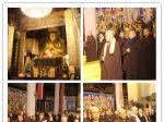 千佛塔寺隆重举行新一年度执事请职仪式