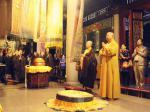 中国佛教协会副会长印顺大和尚莅临千佛塔寺